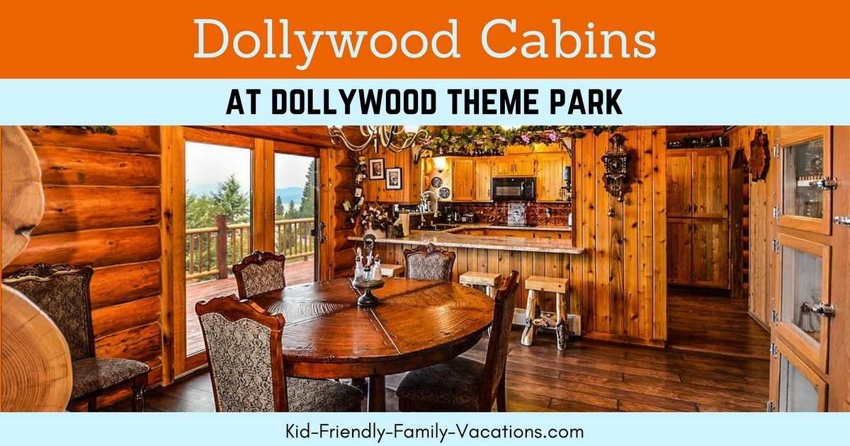 Dollywood Cabins at Dollywood Theme Park offer a smoky mountain vacation stay that is close to attractions such as dollywood and splash country