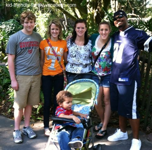 kid friendly family vacations