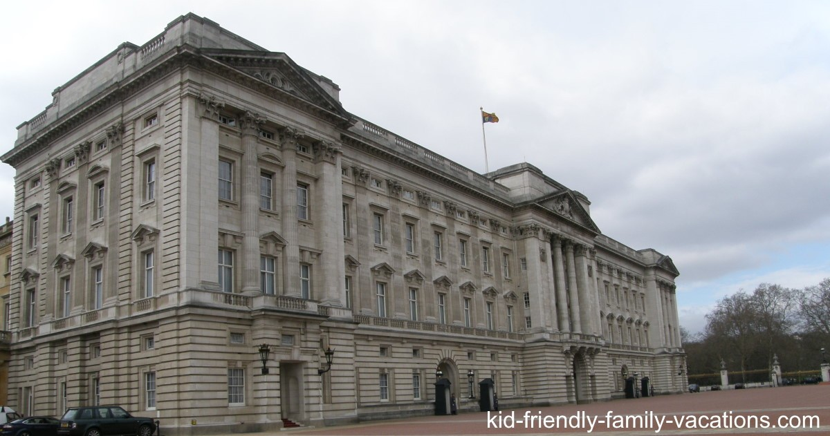 buckingham palace - London England Vacation