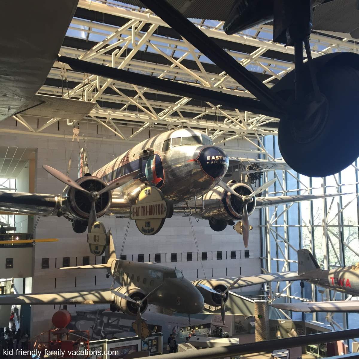 national air and space museum washington dc for kids