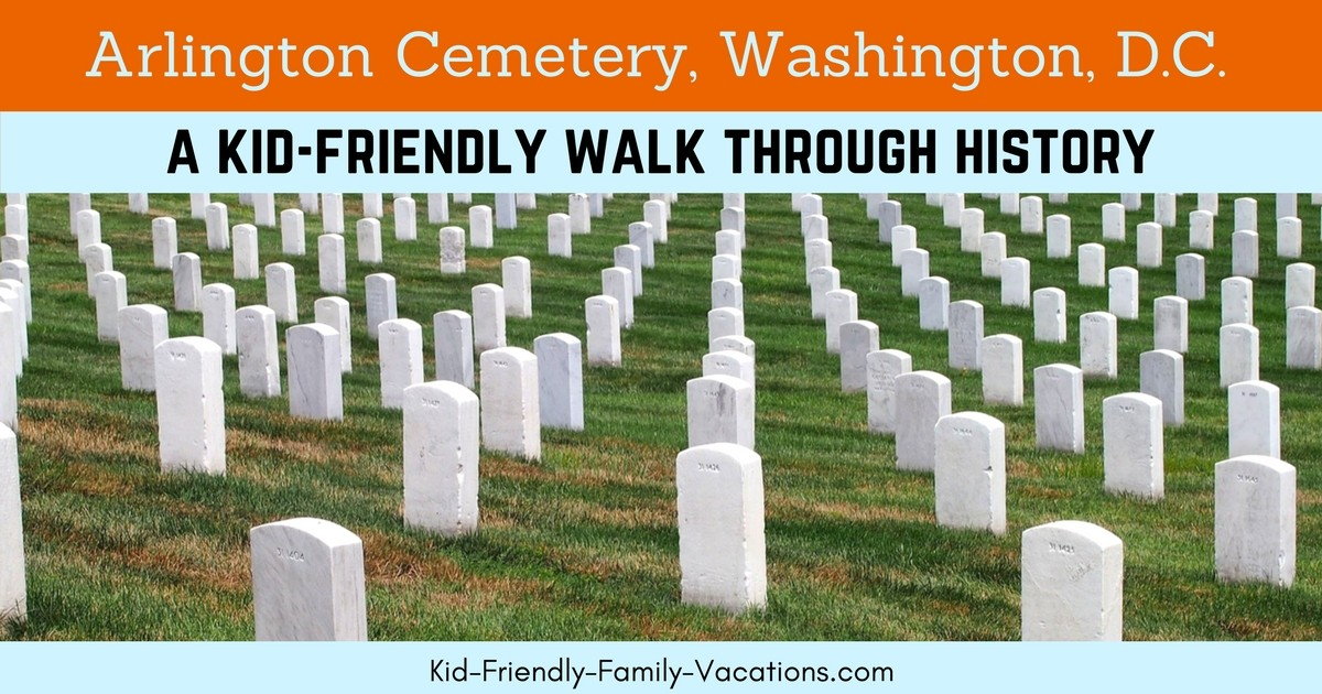 Arlington Cemetery Washington DC - Explore US Soldiers Final Resting place, see the changing of the Guard at thetomb of the unknown