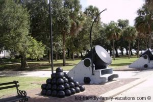 The battery cannons charleston vacations