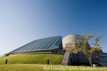things to do in chicago adler planetarium