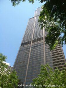 things to do in chicago willis tower