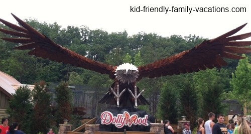 smoky mountains dollywood