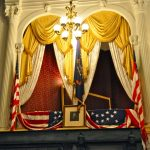 Fords Theater Washington DC – See The Box Where Lincoln Sat