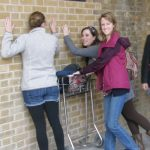 platform 9 3/4 london england vacation