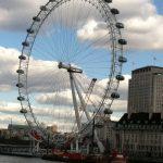 london eye london england vacation