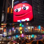 M&Ms World : New York City Travel With Kids