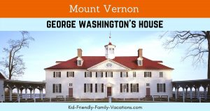 Mount Vernon deserves a top vacation spot when visiting Washington DC - see what to expect when touring there