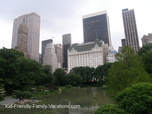 new york city travel with kids central park