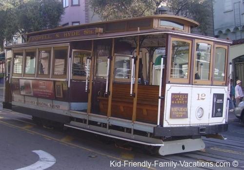 Cable Cars San Francisco Vacations