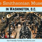 The Smithsonian Museum in Washington DC