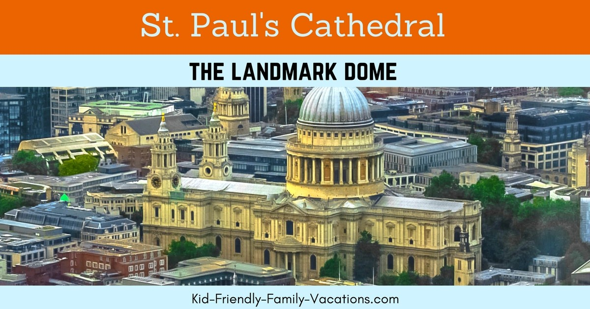 St Pauls Cathedral London full of history in downtown London England, this curuch has prayers and services scheuled regularly.