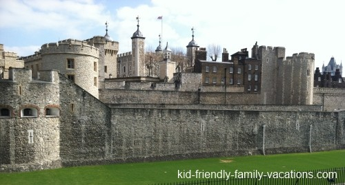tower of london : london england vacation