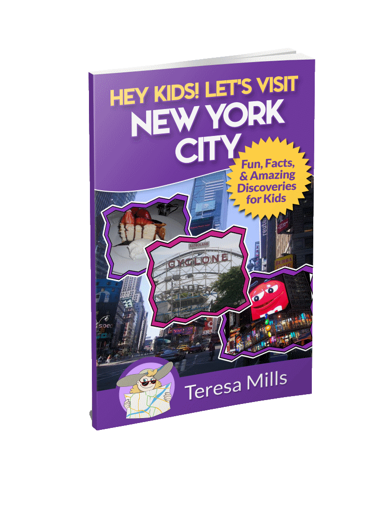 Hey Kids! Let's Visit New York City