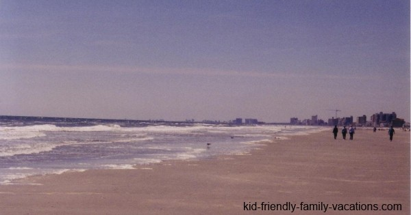 best family beach vacations myrtle beach