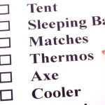 Camping Checklist : Family Camping Tips and Ideas