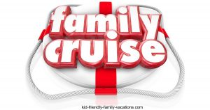 Family Cruise Vacation - a unique type of vacation. You are on the ship, the kids can move about and enjoy their activities