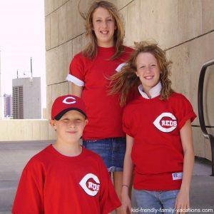 Major League Baseball Vacation