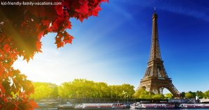 things to do in Paris - the Eiffel Tower