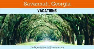 Savannah Georgia Vacations - the beautiful deep south city with history abounding in every corner. Savannah walking and ghost tours add to the fun