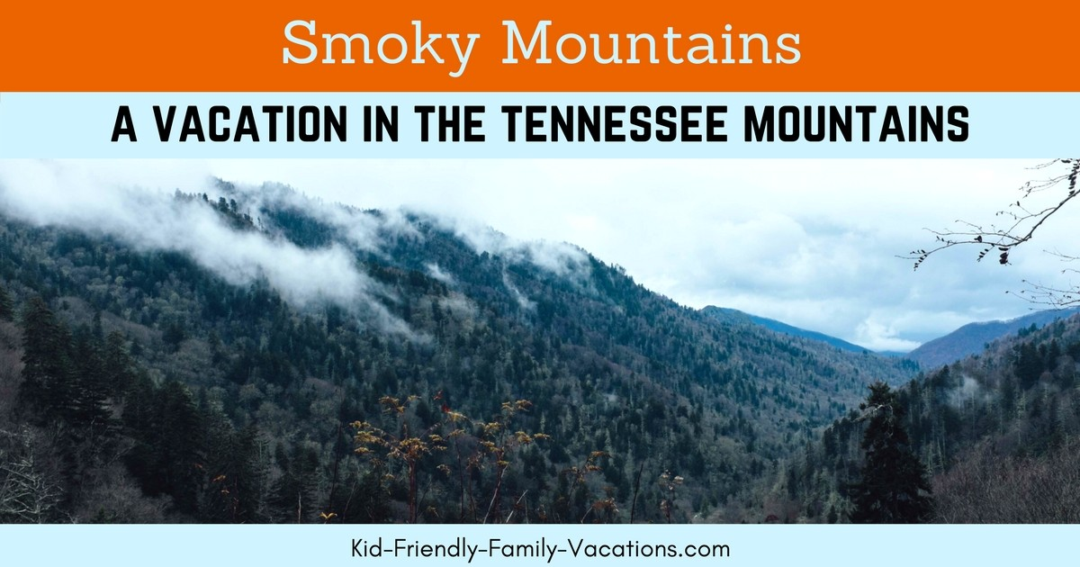 Smoky Mountains - Vacations in the Smoky Mountains mean different things to everyone from theme parks, go-cart tracks, mountain hiking, or dinner theaters; actually, just about anything that you can think of to do can be done in the Great Smoky Mountains. The Great Smoky Mountain National Park offers some of the best hiking trails anywhere