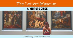The Louvre Museum, simply known as, the Louvre, is not only one of the world's largest museum, it is the world's most visited museum.
