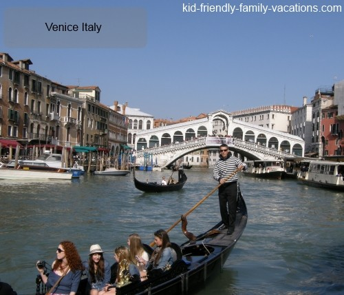 things to do in venice gondola