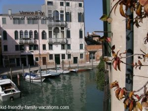 things to do in venice canals