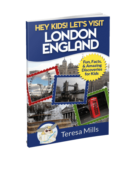Hey Kids! Let's Visit London England