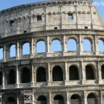 The Colosseum – Beauty and History Among the Ruins in Rome Italy