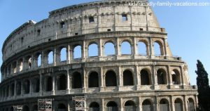The Colosseum : Things To Do In Rome Italy