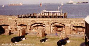 Fort Sumter : Charleston Vacations