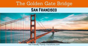 The Golden Gate Bridge – A Majestic Site on the San Francisco Horizon