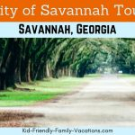 City  of Savannah Georgia Tour – A Great Way to relax and View This Beautiful City