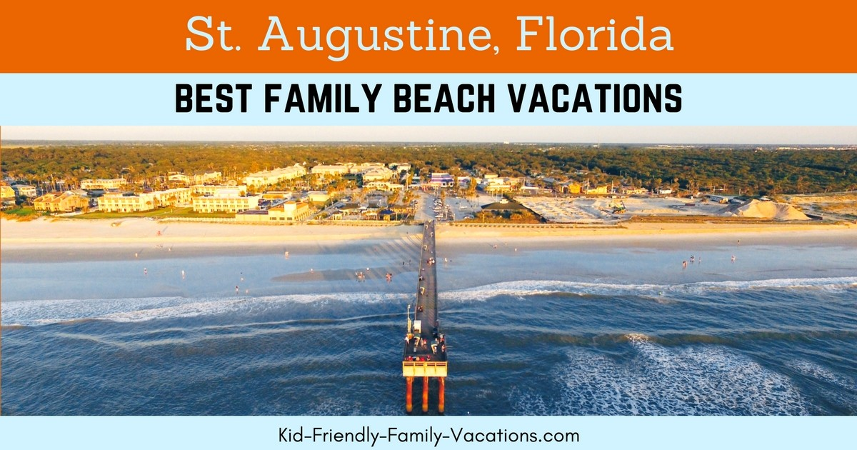 St Augustine Florida offers old world charm and fun family things to do! Enjoy St Augustine Beach and a multitude of histrical and educational activities.