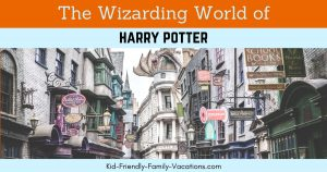 The Wizarding World of Harry Potter is an theme park within a theme park at universal Studios in Florida and Hollywood - so authenticate any fan will rave
