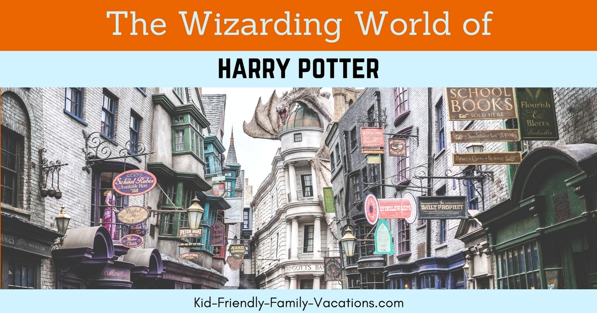 Travel Tips For Wizarding World Of Harry Potter