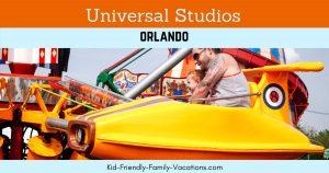 Universal Studios Orlando – Fun, Adventure, and Harry Potter