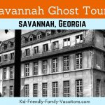"Ghost Tours Savannah Georgia are a fun and interesting way to learn more about the history of this ""most haunted city in America"""