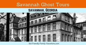 Ghost Tours Savannah – History in the Most Haunted City in  America