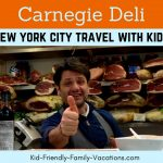 Carnegie Deli New York – A New York City Institution and some of the best Cheesecake anywhere
