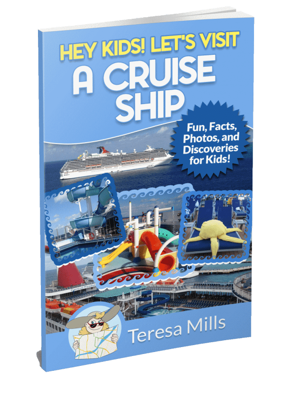 Hey Kids! Let's Visit A Cruise Ship