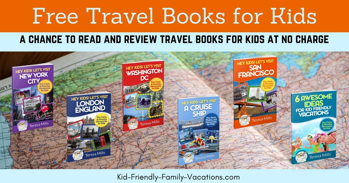 free travel books for kids