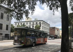 city tour savannah historic district