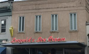 Leopolds Ice Cream Savannah Historic District