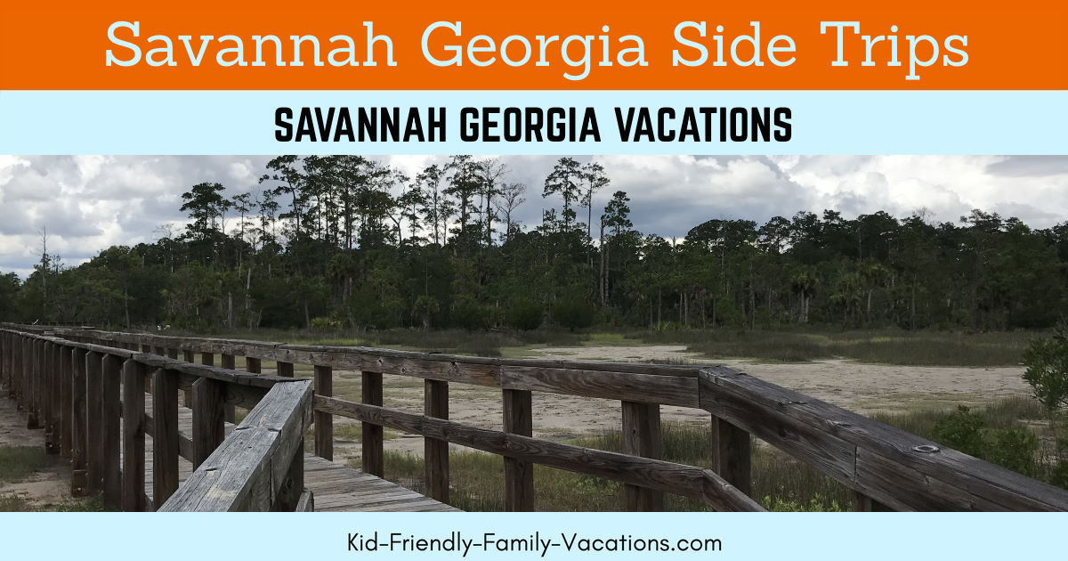 savannah georgia side trips