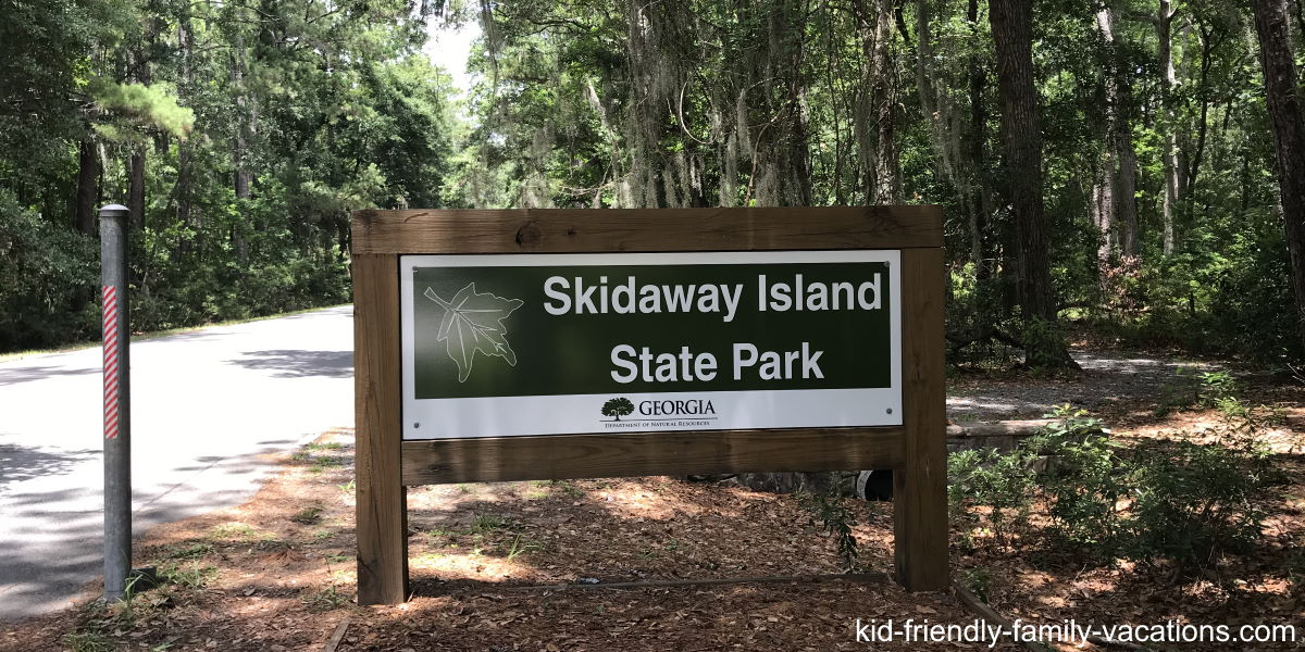 skidaway island state park - savannah georgia side trips