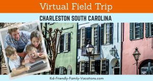 charleston south carolina virtual field trip